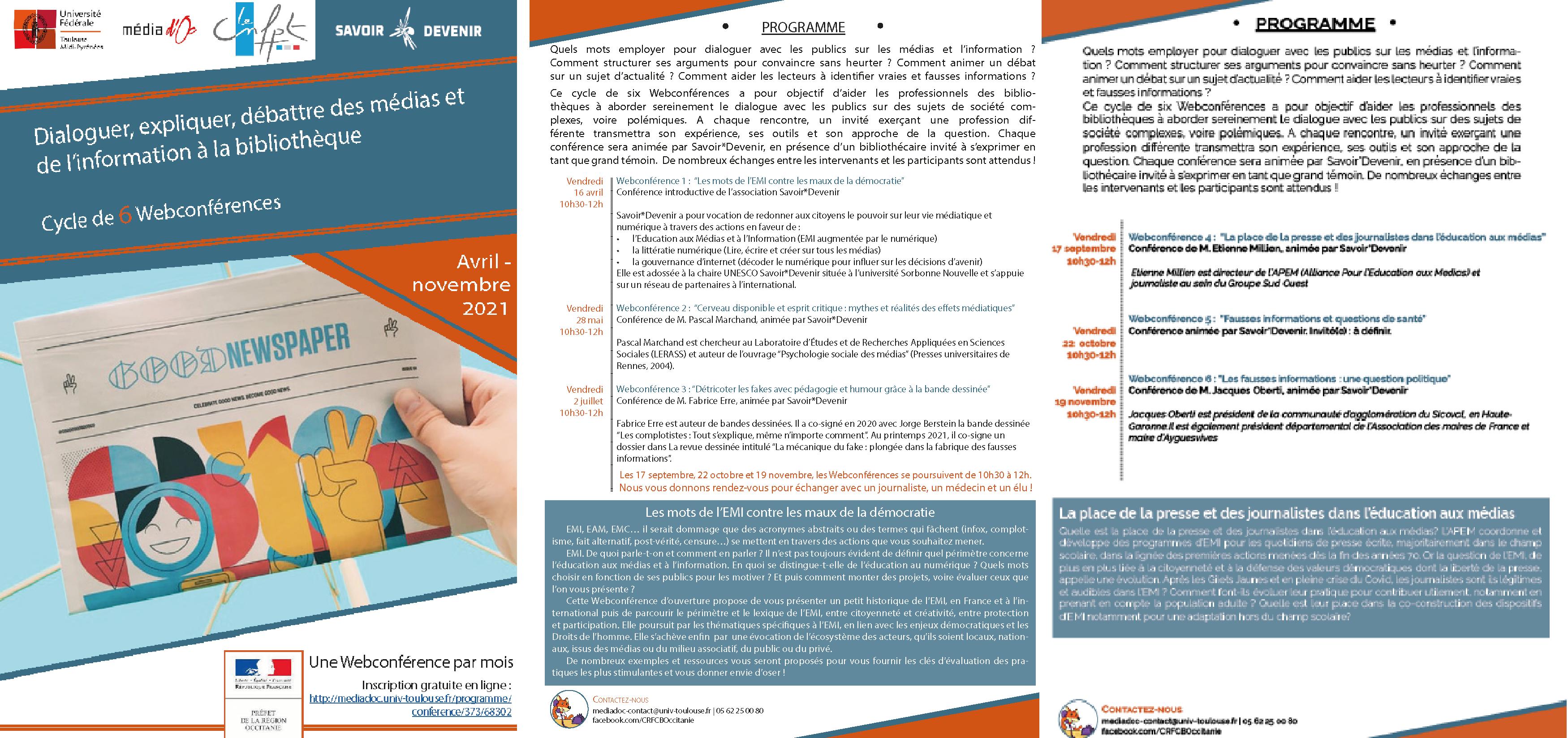 image du programme webconférence emi